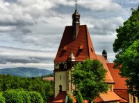 Kościół p.w. św. Barbary w dzielnicy Drogosław